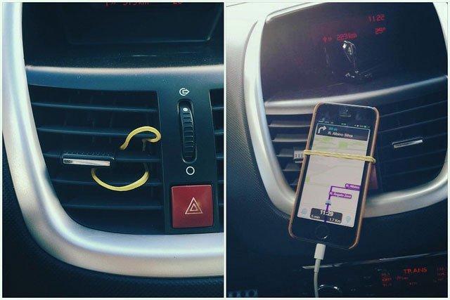 Нужные вещи в автомобиле у женщин