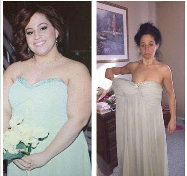 Похудеть беременной перед свадьбой