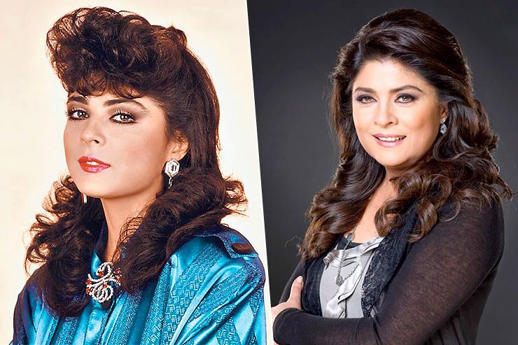 мексиканские актрисы тогда и сейчас фото для журналов, брендов