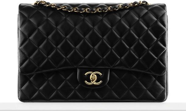 a2d0f6e89dac У сумки-легенды Chanel 2.55 (маленькая прямоугольная стеганая сумка с  бордовой подкладкой и потайными карманами) есть ярлык-пластиковая карта с  ID-номером.