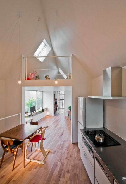Невероятный дом в Японии, который изнутри больше, чем снаружи
