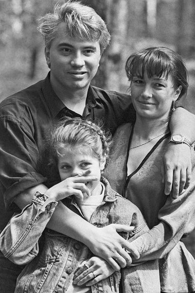 Страсть инежность. Две жены Дмитрия Хворостовского