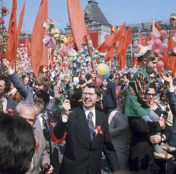 первомай картинки демонстрации