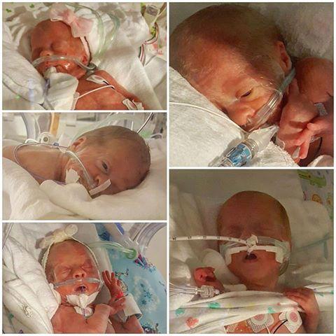 Они два года лечились отбесплодия, а потом родили сразу пятерых детей