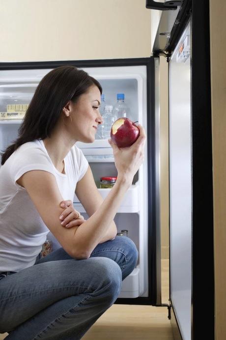 Заедаю стресс едой что делать