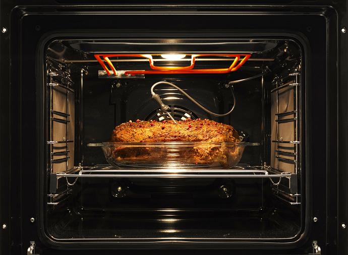 Блюда в духовке на гриле
