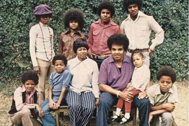 Семья Майкла Джексона