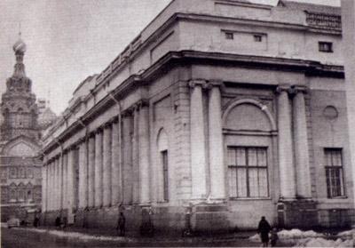 Корпус Бенуа после войны
