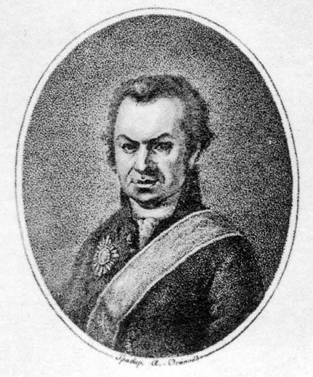 Хвостов Дмитрий Иванович