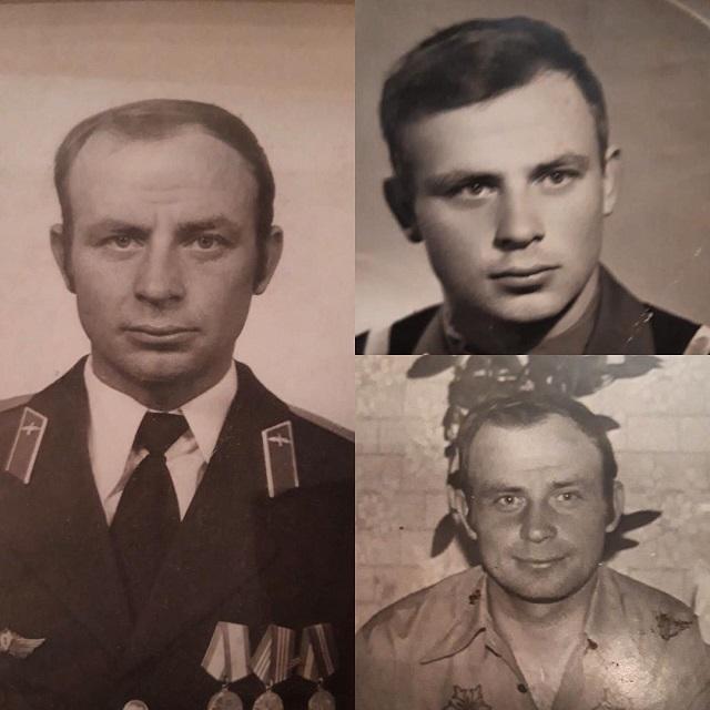 Отец Вадима Галыгина