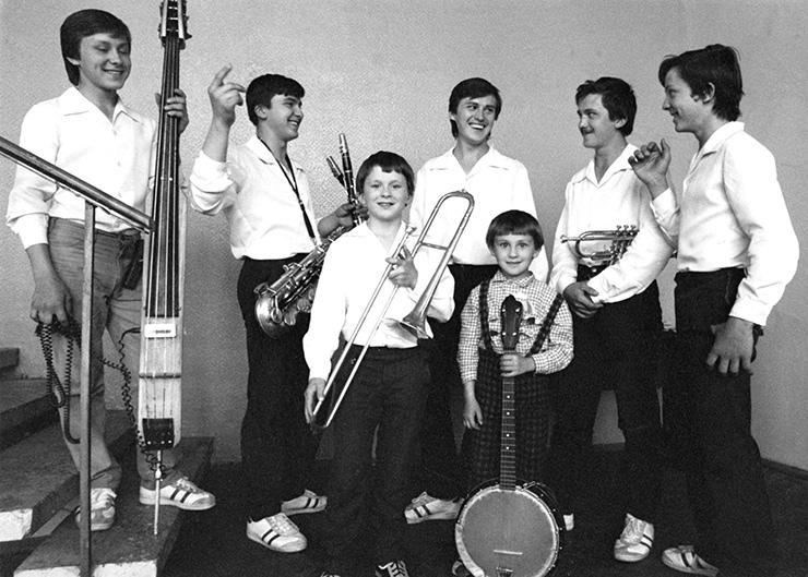 Братья Овечкины, 1986 год.