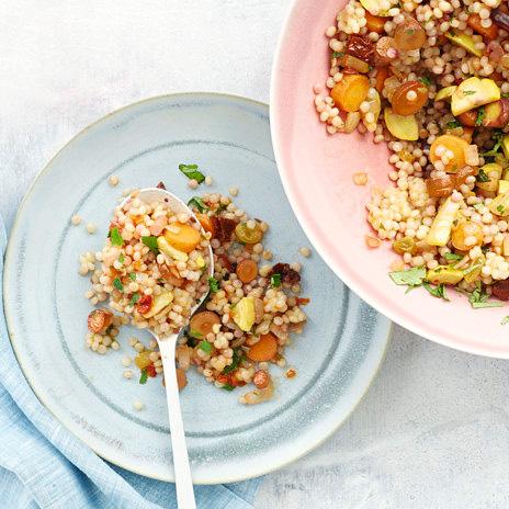 Рецепт марокканского салата скускусом