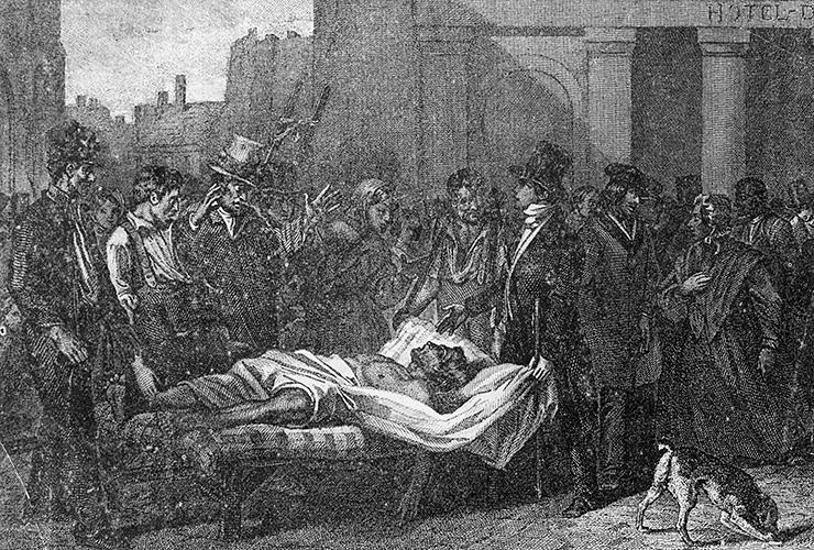 Холера иопиумные войны