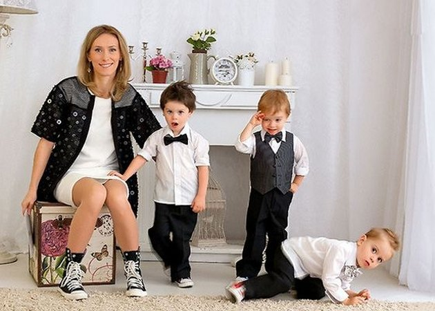 некоторых клавиатурах мария болтнева фото с детьми и мужем понял, случайно попав