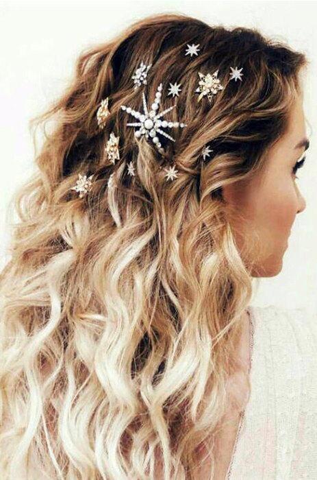 И снова омбре! 21 идея звездного окрашивания волос