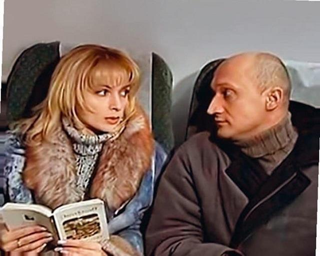 Гоша Куценко иМария Порошина