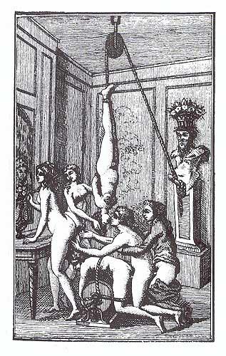 изображение развратных действий 18 века