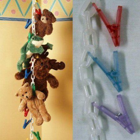 Винни-Пух И Все-Все-Все: Как Организовать Хранение Мягких Игрушек В Детской