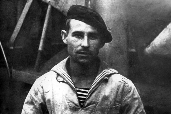 Николай Рубцов служил наСеверном флоте