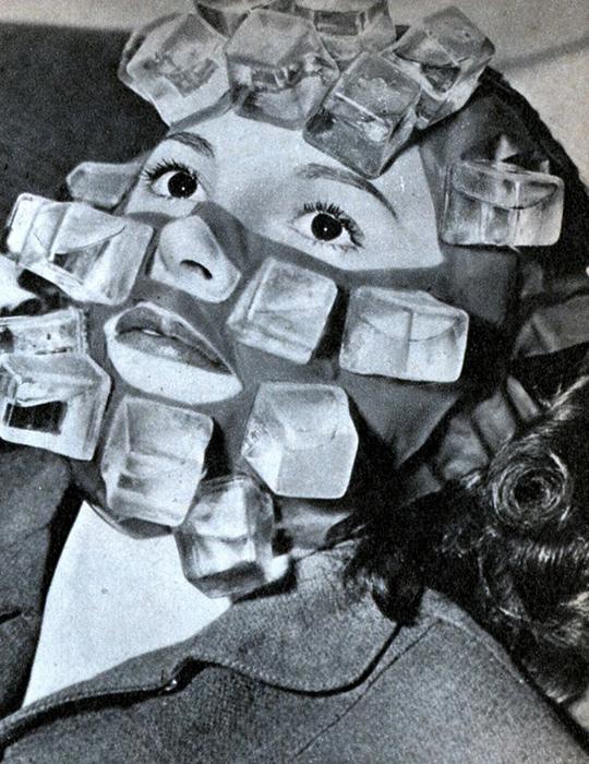 Ледяная маска против похмелья