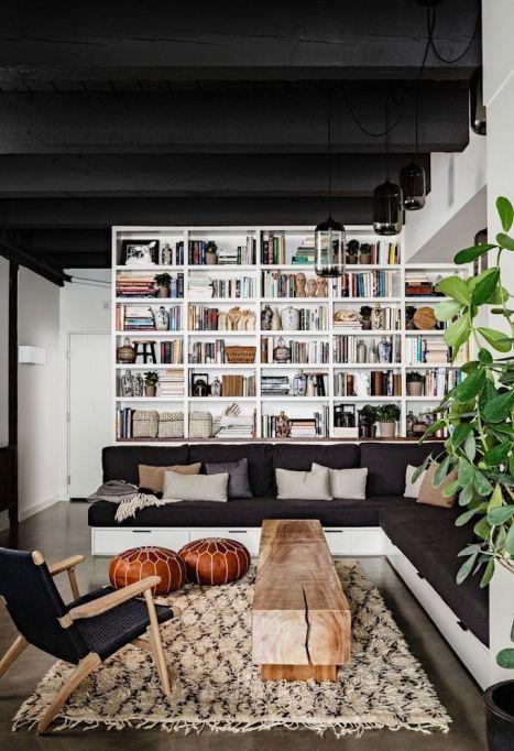 Больше цвета! 8 удачных решений для дизайна потолка
