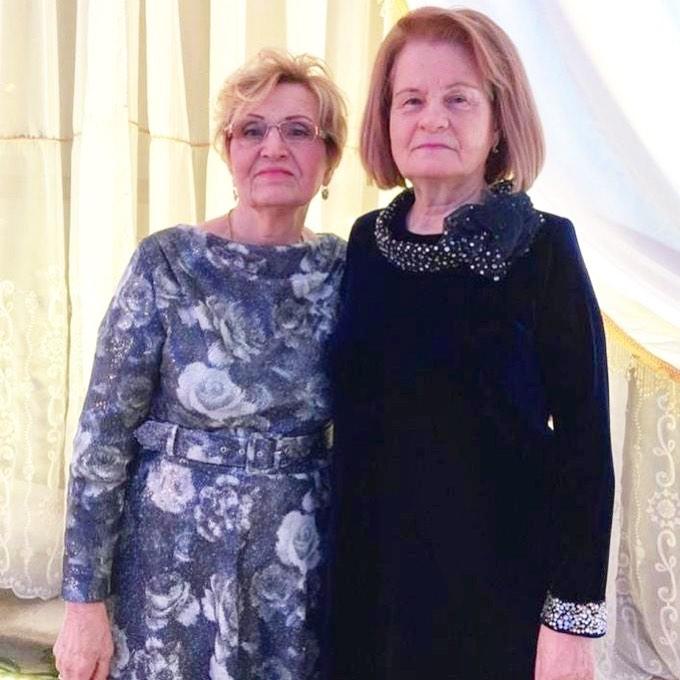 Ангелина Выгузова, Клавдия Залукаева