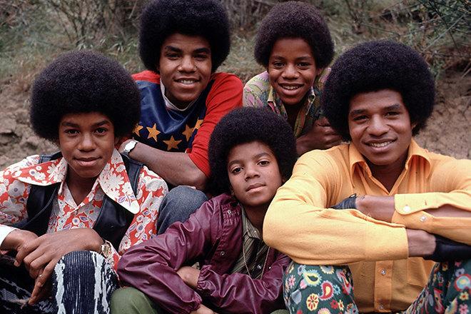 Майкл Джексон игруппа «The Jackson 5»