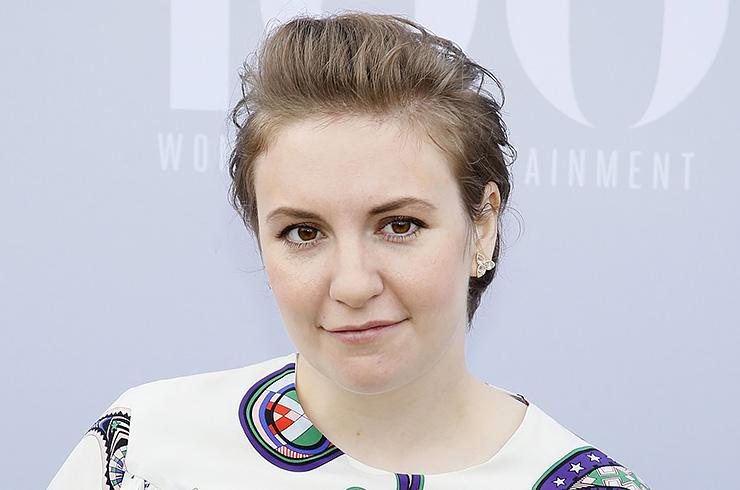Лина Данэм