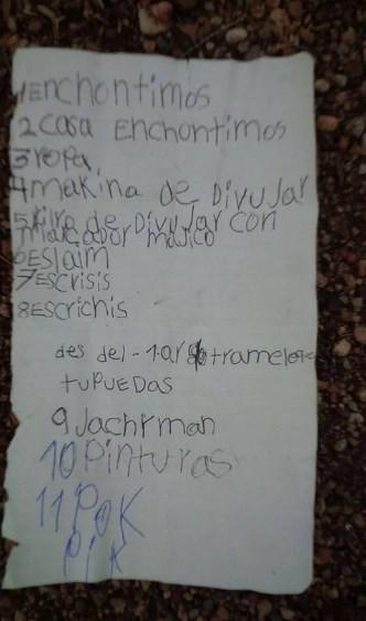 Письмо, которое нашел Рэнди