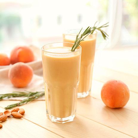 Рецепт персикового смузи