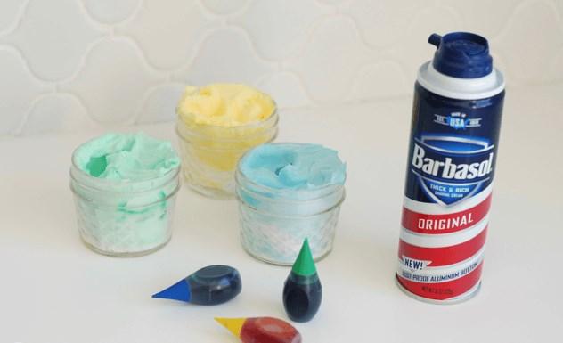 10 интересных применений крема для бритья, о которых мы не догадывались