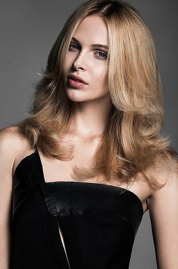 Sophie Bauçais, международный творческий партнер L'Oréal Professionnel