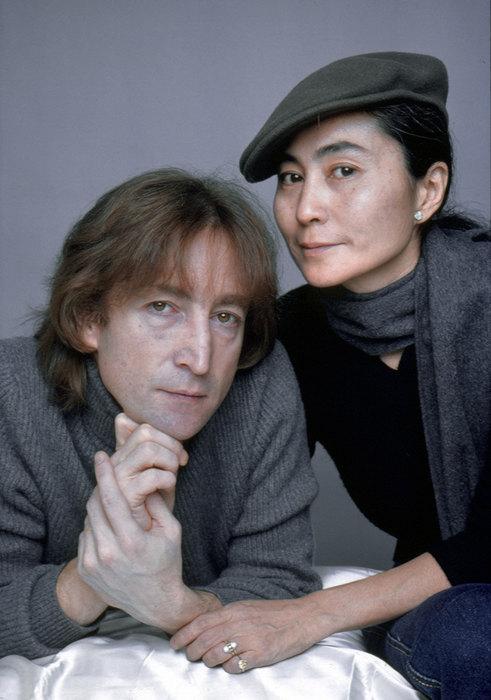 Джон Леннон иЙоко Оно