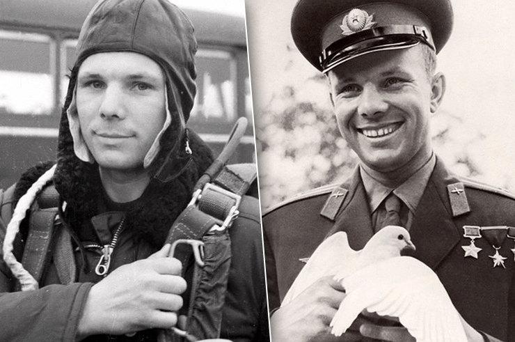 Почему прах Юрия Гагарина хотят убрать из Кремлевской стены
