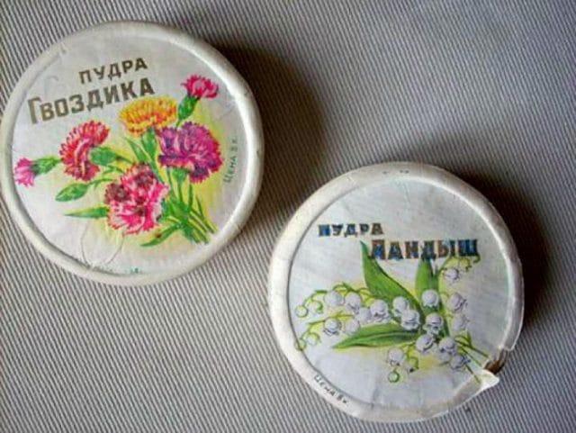 10 самых любимых косметических продуктов, которыми пользовались в советское время