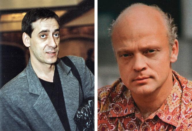 Евгений и Владислав Дворжецкие