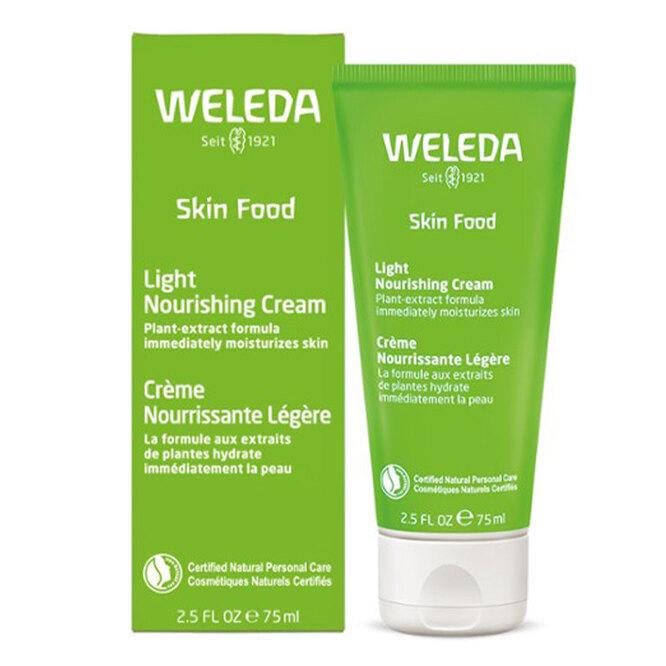 Легкий универсальный питательный крем Skin Food, Weleda