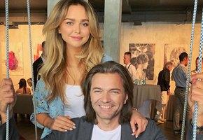 Дмитрий Маликов танцует с 19-летней дочерью. Это надо видеть!