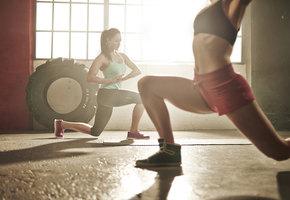 Тело в тонусе. 6 очень эффективных упражнений