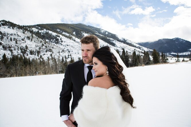 Челси и ее муж Джейк