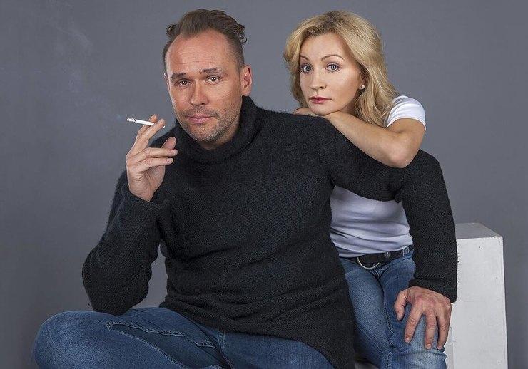 Анна Якунина иМаксим Аверин
