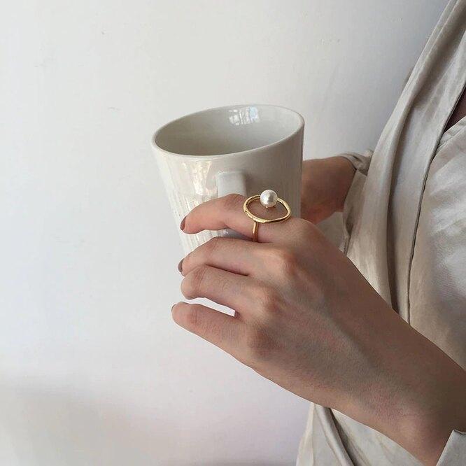 Кольцо Vintage, Aliexpress, 332 руб