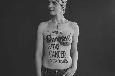 Заболев раком, она непросто несдалась, но истала спасать жизни