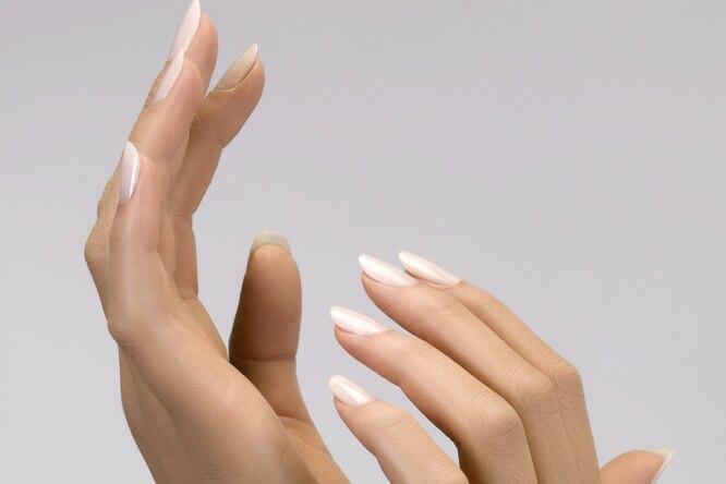 5 шагов длякомплексного восстановления ногтей