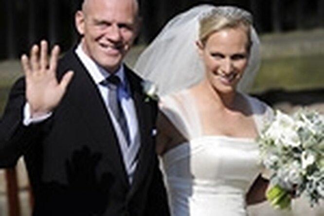 Зара Филлипс вышла замуж заМайка Тинделла