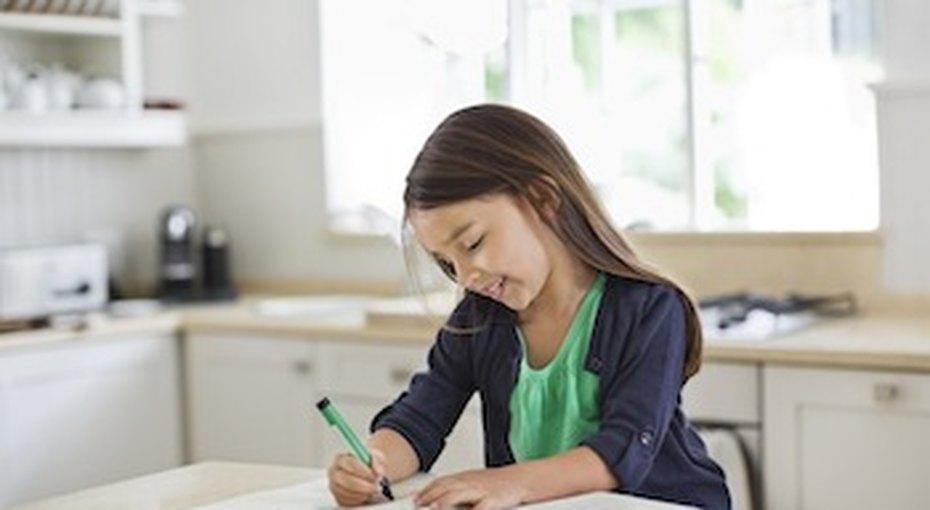 Тест «Нарисуй дом». Как понять ребенка спомощью рисунка
