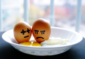 Шесть видов яиц, которые могут нас убить