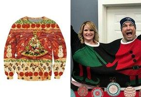 10 самых уродливых рождественских свитеров, которые вы когда-либо видели