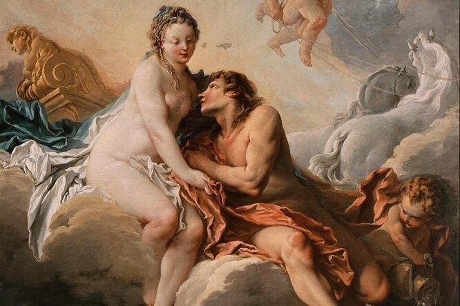 Автоматоны, кровать-качели идругие эротические забавы XVIII века