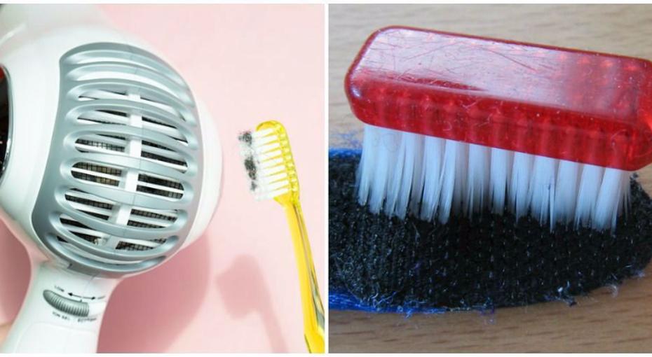 8 мест, куда стоит засунуть зубную щетку